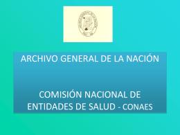 Manual de Gestión de Historias Clínicas en los Archivos de las