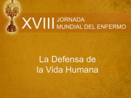 Diapositiva 1 - Centro San Camilo