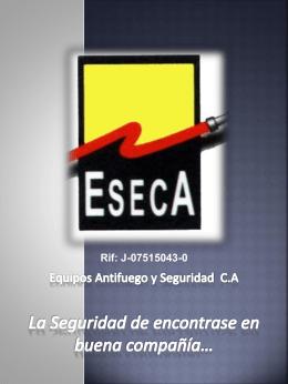 Descargar Catalogo Aquí - Equipos Antifuego y Seguridad .:::www