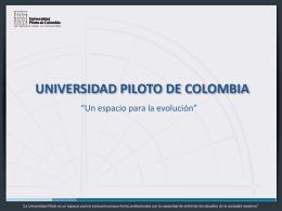 Autoevaluación - Universidad Piloto de Colombia