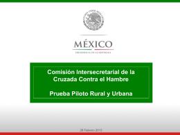 Prueba Piloto Rural y Urbana_Presidencia