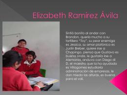 Elizabeth Ramírez Ávila
