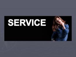 Presentación service
