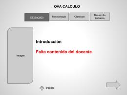GUIA DE NAVEGACION OVA CALCULO V.1.0