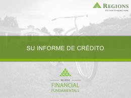 Usos del Informe de Crédito