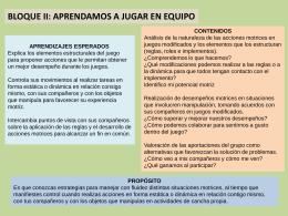ACTIVIDADES PRIMERO BLOQUE 2-3