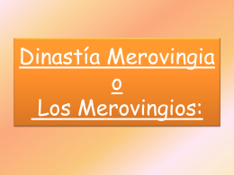 Los Merovingios - Clase de Historia