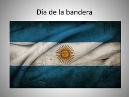 Día de la bandera - Blog Colegio 712