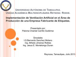 Universidad Autónoma de Tamaulipas. Unidad Académica