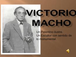 OBRAS VICTORIO MACHO