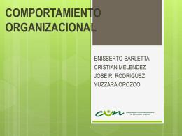modelos del comportamiento organizacional
