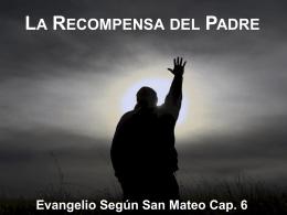 La Recompensa del Padre - siervosdecristodf.com.mx