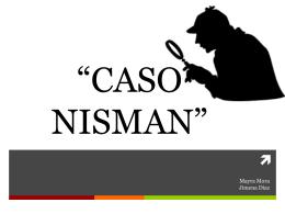 Caso Nissman