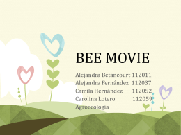 Bee Movie - WordPress.com