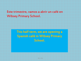 1 Cafe Wibsey - WordPress.com