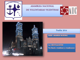 EVANGELII GAUDIUM (ASAMBLEA VV 2014)