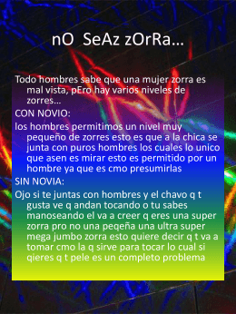 nO SeAz zOrRa* - WordPress.com