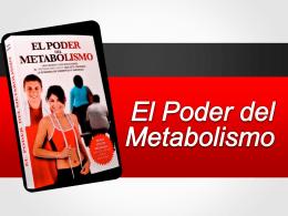 Conferencia El Poder del Metabolismo por Frank