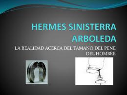 LA REALIDAD ACERCA DEL TAMAÑO DEL PENE DEL HOMBRE