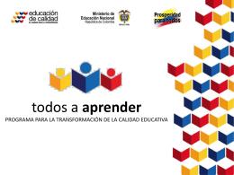 comunidades de aprendizaje. - Edmundo Altamiranda Baldiris