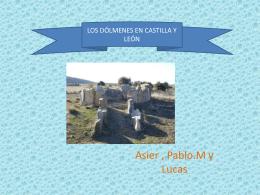 Los Dólmenes en Castilla y León