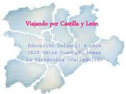 Viajando por Castilla y León - Concurso Día de Castilla y León en