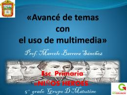 "Descarga - Esc. Primaria ""Niños Héroes"" Sexto grado ""D"" Turno"