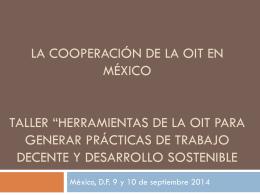 Programa OIT México