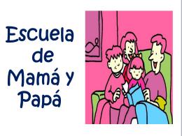 Autoridad - Escuela de mamá y Papá