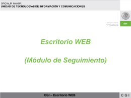 unidad de tecnologías de información y comunicaciones