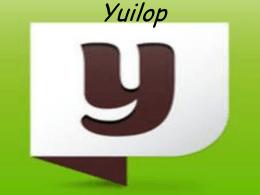 Vero - Yuilop - TICO