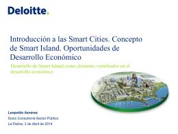 Smart Island - Proyecto Antares