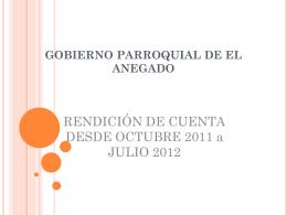 Rendicion de cuenta 2012 – lista