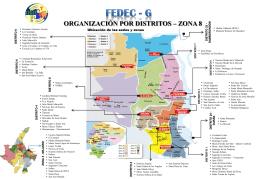 FEDEC MAPAS - DISTRITOS-2013