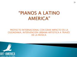 Información - Art América