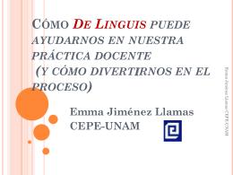 Cómo el tercer número de De Linguis puede ayudarnos a mejorar