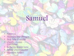 SAMUEL 1-4to