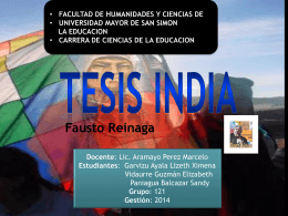 diapositiva tesis india (995222) - realidad-sociocultural