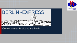 Berlín Express - WordPress.com