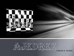 ajedrez - WordPress.com