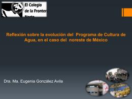 Avances, retos y perspectivas del Programa de Cultura de