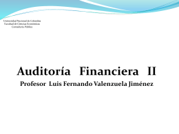 Presentación 1 - Facultad de Ciencias Económicas