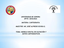 Diapositiva 1 - Universidad de Sonora