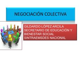 NegociacionColectiva