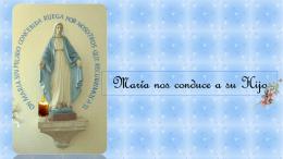 María nos conduce a su Hijo - Hijas de la Caridad