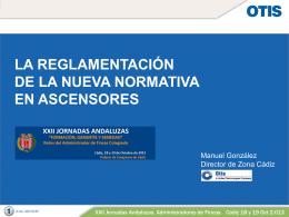 5. RD 88/ 2.013. ITC Ascensores - Colegio de Administradores de
