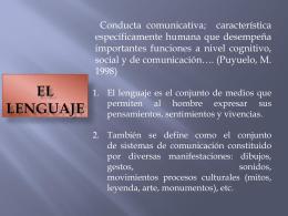 El lenguaje - didacticadiferencialI