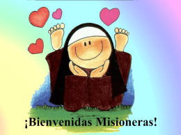 Madre Alfonsa Cavín Fundadora de las Misioneras de la