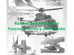 Rotores de helicopteros