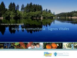 iniciativa comunitaria para la salud